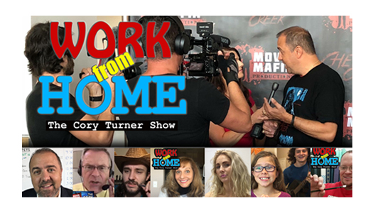 The Cory Turner Show | Work From Home